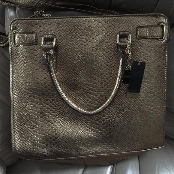 Handbags - Gold Rosetti  purse